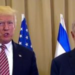 For Netanyahu, Ego, and Instability: Trump's Golan Heights Tweet