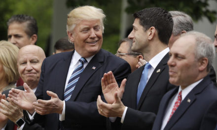 TrumpWatch, Day 105: House Narrowly Votes to Repeal ObamaCare