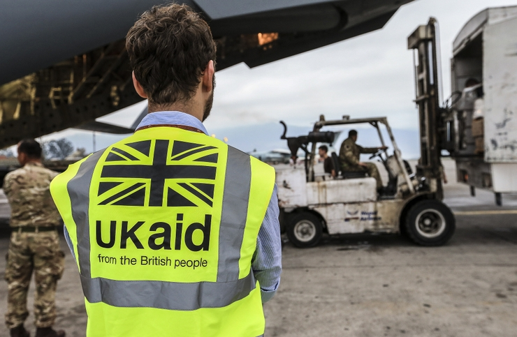 VideoCast: UK General Election — The Aid and Development Issue