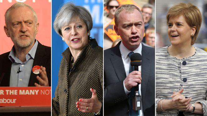 VideoCast: An Introduction to the UK's General Election