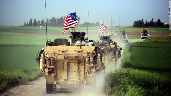 Syria Daily: US Wants Buffer Zone in North — But No One is Supporting