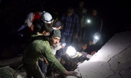 Syria Daily: Smearing the Rescuers to Kill Them