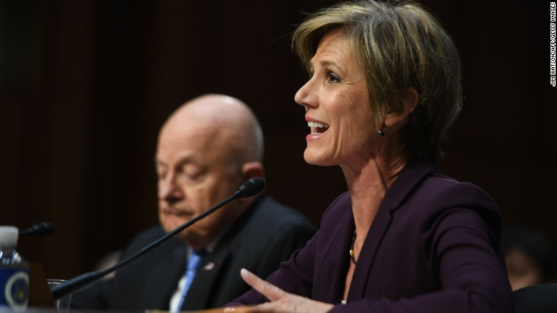 TrumpWatch, Day 109: Trump Administration Open to Russian Blackmail Over Flynn — Yates
