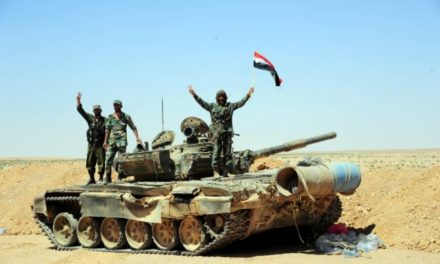 Syria Daily: Pro-Assad Forces Challenge Rebels in East