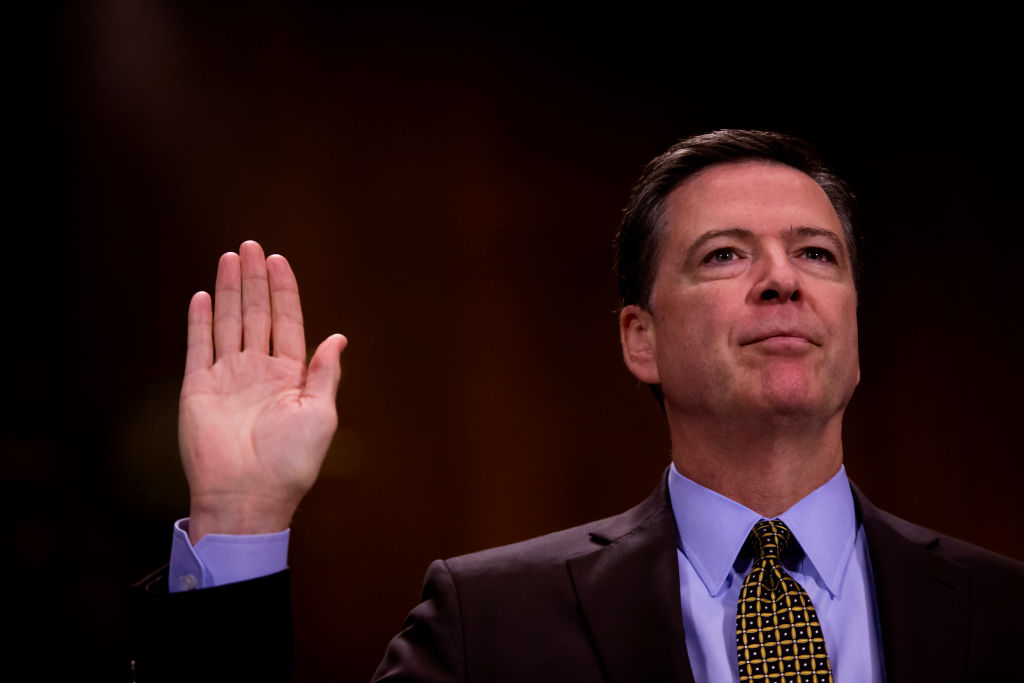 Podcasts: Comey Damages Trump — What Happens Next