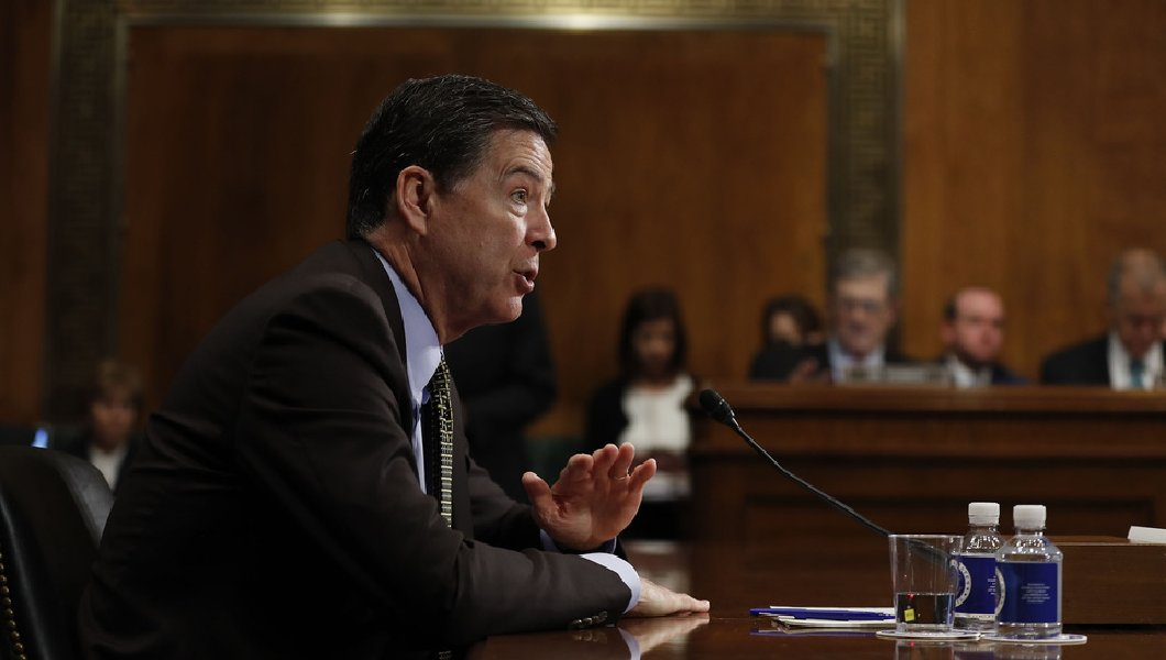 Podcast: Why Comey's Testimony Threatens Trump