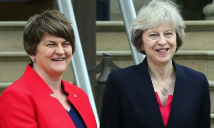 The DUP — Brexit, Secret Saudi Funding, & the UK Government's New Partner