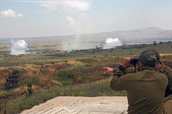 "Syria Daily: Russia & US Discuss ""De-Escalation Zone"" in Southwest"
