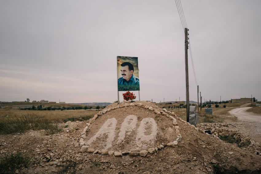 Kurdish YPG Militia Expand in Northern Syria — Are They A Front for Control by Turkey's PKK?