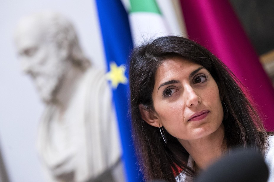 Italy's Five Star & Its Rome Mayor Lurch Into Anti-Migrant Stance