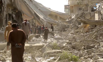 """Syria Daily: """"Staggering"""" Rise in Civilian Deaths from Coalition Airstrikes"""