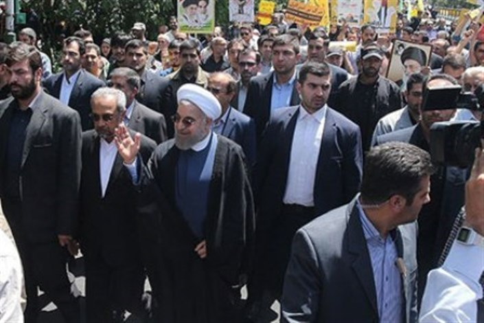 Iran Daily: Supreme Leader Stirring Rebellion Against President Rouhani?