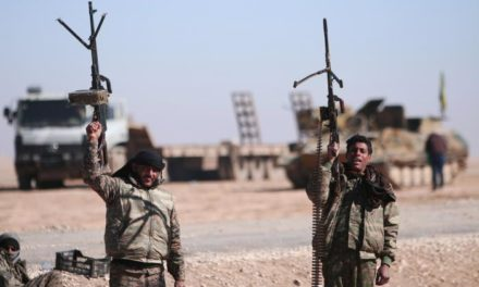 Syria Daily: Kurds-Led SDF Claims Another Dam Near Raqqa