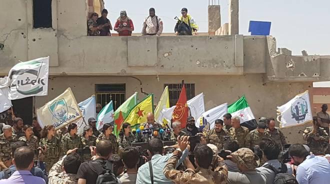 """Russia Turns Against """"Terrorist ISIS"""" Kurdish-Led SDF"""