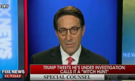 TrumpWatch, Day 150: Trump — I'm Under Investigation; Trump's Lawyer — No, He's Not