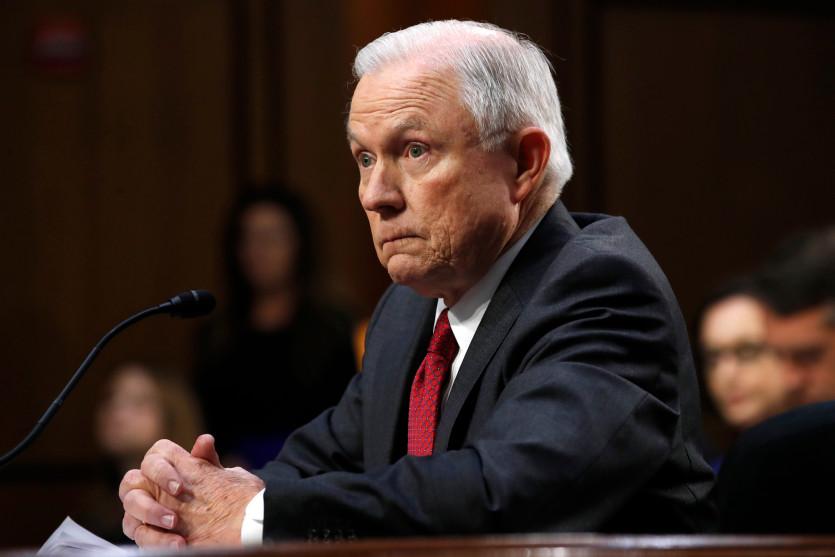 TrumpWatch, Day 145: Sessions Stonewalls in Senate Hearing
