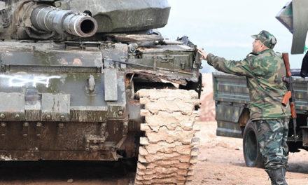Syria Daily: Hezbollah Claims Pro-Assad Advance Towards Kurds-Led SDF