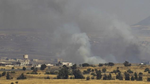 Syria Daily: Israel Strikes Regime Across Border