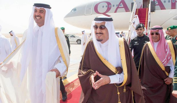 Boosted by Trump, Saudi Arabia and Allies Break With Qatar