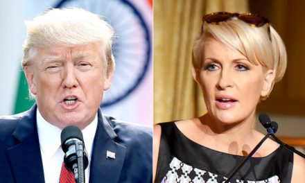 TrumpWatch, Day 161: Trump's Twitter Insult of News Presenter Brzezinski