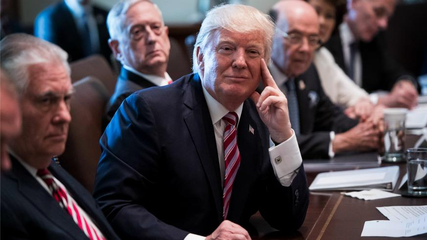 Podcast: From Trump's Threat v. Special Counsel to Sessions' Testimony
