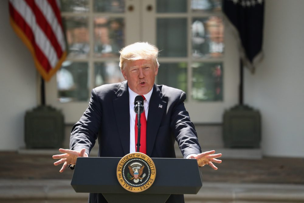 Trump's 7 Distortions  on the Climate Change Agreement