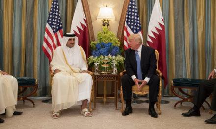 TrumpWatch, Day 138: Trump Feeds Turmoil with Intervention on Saudi Arabia and Qatar