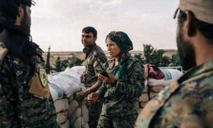 Syria Daily: Kurdish-Led SDF Advances in ISIS-Held Raqqa