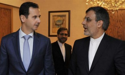 Iran Daily: Top Official Visits Syria's Assad