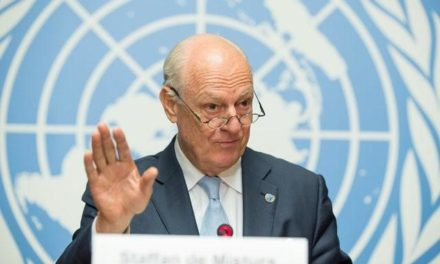 Syria Daily: UN Envoy Tilts Toward Regime as Latest Geneva Talks End