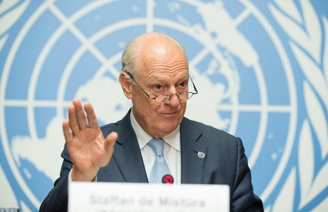 Syria Daily: UN Envoy Tilts Toward Regime as Latest Geneva Talks End