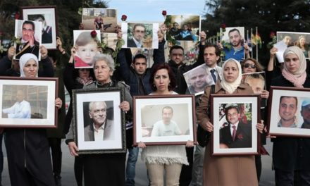 The Agony for the Wives of Syria's Disappeared Detainees