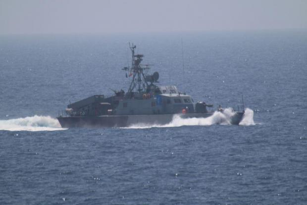 Iran Daily: Revolutionary Guards Seize Saudi Boat