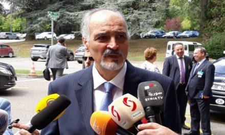 Syria Daily: Geneva Political Talks Disappear From Sight