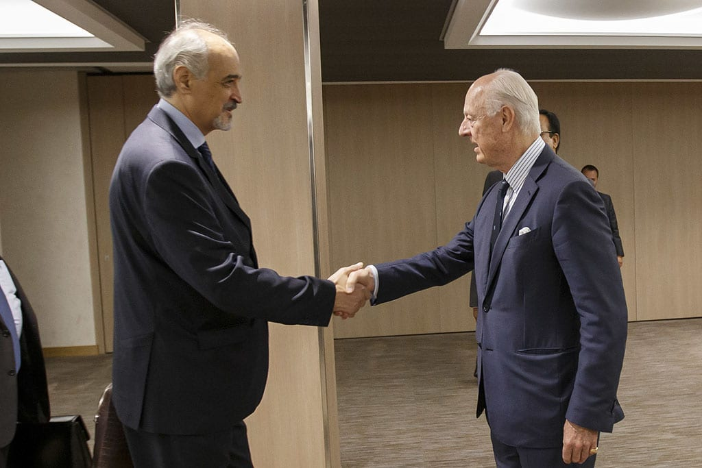 "Podcast: The Geneva Talks and Syria's Futile ""Political Process"""