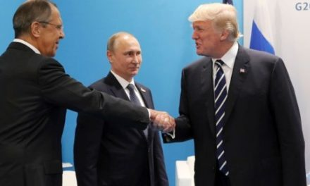 VideoCast: Trump and the Sanctions on Russia