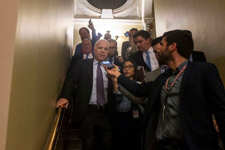 TrumpWatch, Day 189: Senate Delivers 3rd Rejection of GOP Healthcare Bill