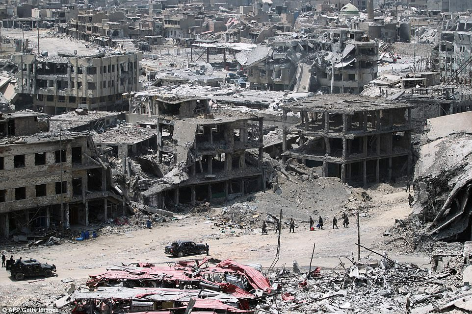 Podcast: What Now in Iraq's Mosul?