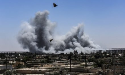 """Syria Daily: Offensive on ISIS-Held Raqqa Slows Amid """"Heavy Casualties"""""""