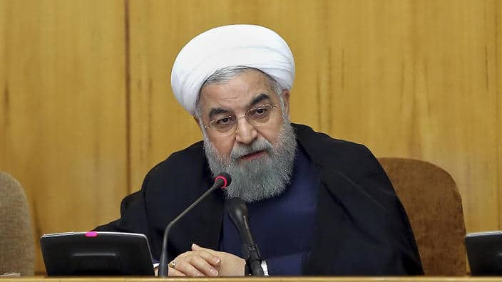 Iran Daily: Regime Anger as US Closes on New Sanctions