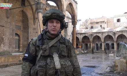 Syria Daily: Russia — We Have Deployed Military Police Near Damascus