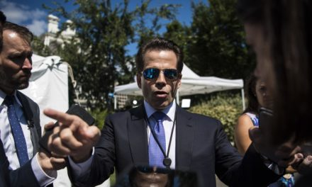 Why Did Scaramucci Force Priebus from Trump's White House? Look at a Suspect Business Deal with China