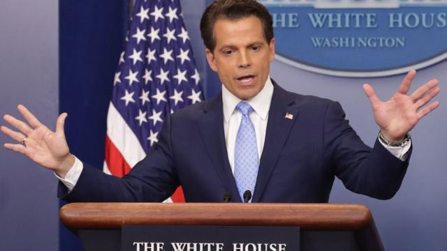TrumpWatch, Day 183: White House Shaken Up as Spicer Out & Scaramucci In