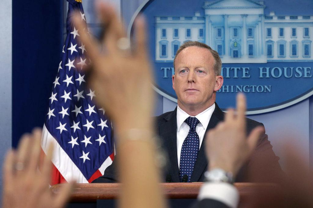 Podcasts: Spicer Resigns as Trump Goes Into His Bunker