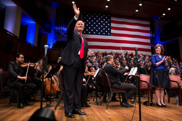 TrumpWatch, Day 163: Trump Continues War on Media