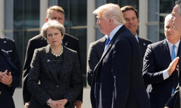 EA on CNN: What's Next in Trump Impeachment; Will Donald Undermine UK Prime Minister Johnson and NATO?