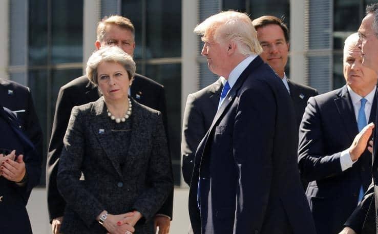 EA on CNN: What's Next in Trump Impeachment; Will Donald Undermine UK Prime Minister Johnson and NATO?