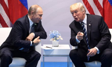 VideoCast: Trump's Unusual Meeting with Putin
