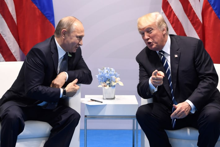 TrumpWatch, Day 452: Overruling Officials, Trump Rejects New Sanctions on Russia
