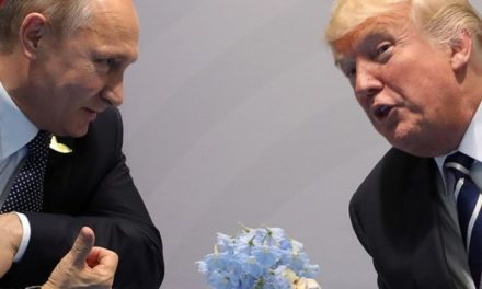 Trump, On His Own, Had 2nd Meeting with Putin at G20 Summit